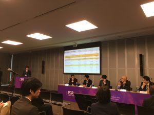 東海大学のデータを発表した坂井医師